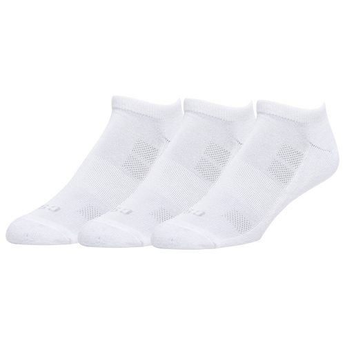 Start your day off right with great socks from Champs. High density cushioning provides long-lasting comfort. Moisture-wicking fabric keeps your feet dry. Gives you arch support right where you need it. 97% polyester/2% spandex/1% rubber. Imported.