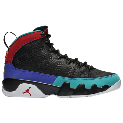 save off 7bc96 ac64a Jordan Retro 9Black MultiIN-STORE ONLY