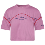 Fila Kana Crop T-Shirt - Women's