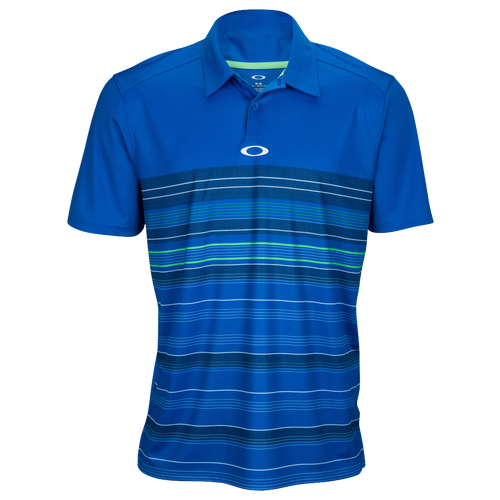 Oakley Oakley High Crest Golf Polo 2.0 - Mens - Ozone