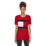 Tommy Hilfiger Flag Colorblock T-Shirt - Women's