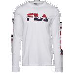 Fila Christophe Long Sleeve T-Shirt - Men's