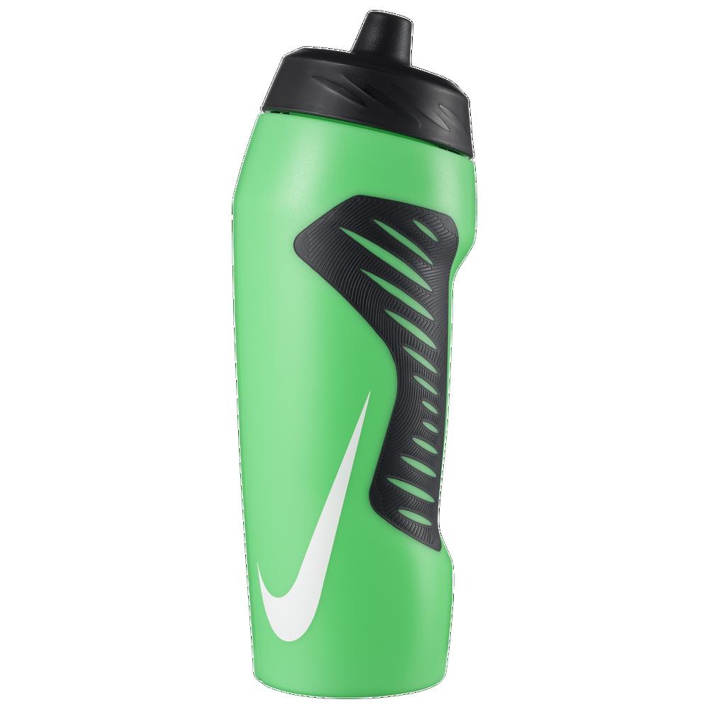 Nike Hyperfuel Water Bottle 24 Oz. / Green Spark/Black/White | 24 OZ.