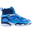 Jordan Retro 8 - Boys' Grade School
