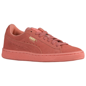 puma suede platform rosse foot locker