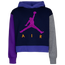Jordan Jumpman Air Hoodie Dress & Legging Set - Girls' Preschool