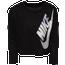 Nike Futura Femme L/S Boxy T-Shirt - Girls' Preschool