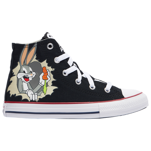 Converse Canvases BOYS CONVERSE X BUGS BUNNY CHUCK TAYLOR ALL STAR HIGH TOP