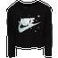 Nike Futura Star Long Sleeve T-Shirt - Girls' Preschool