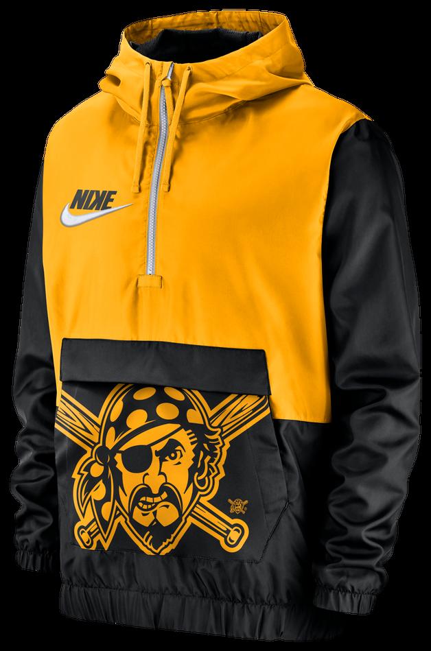 나이키 MLB 운동 1/2 Zip Anorak Jacket - Men 's