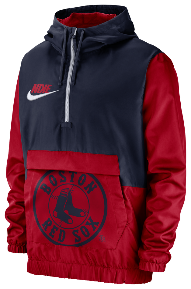 Nike MLB Workout 1/2 Zip Anorak Jacket - Men's