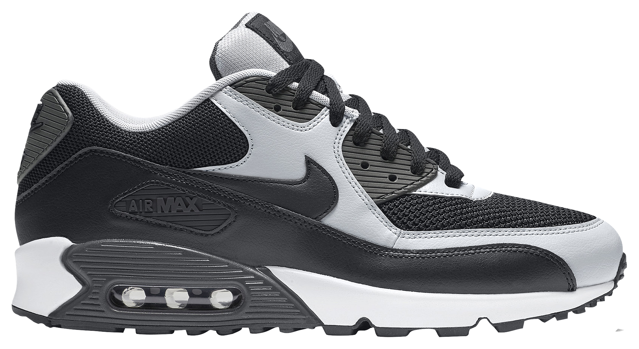 978407514919c nike air max black with white and gray