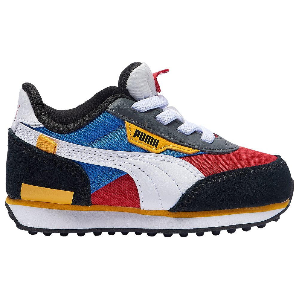 PUMA Future Rider - Boys Toddler / Ribbon Red/Royal/White | Play On