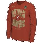Nike College National Championship L/S T-Shirt - Men's