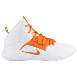 989e4b769c6 Nike Hyperdunk X Mid - Mens - White Clay Orange