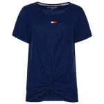 Tommy Hilfiger Waffle Twisted T-Shirt - Women's
