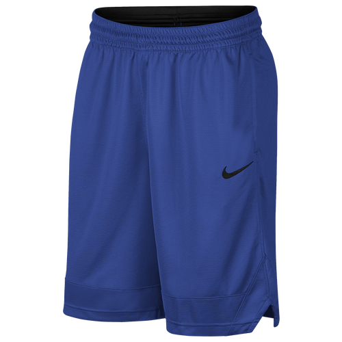 Classic comfort and effortless athletic style - the Nike Icon Shorts are a must-have in any baller\\\'s wardrobe. Dri-FIT® technology wicks away sweat so you stay dry and cool. Knit jacquard construction offers mobility and breathability. Side pockets provide convenient storage. Elastic waistband with drawcord allows for a comfortable, customizable fit. 100% polyester. Imported.
