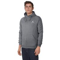 Deals on Nike Jordan Mens Jumpman Air Full-Zip Fleece Hoodie