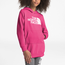 The North Face Terry Peak Long Hoodie - Girls' Grade School