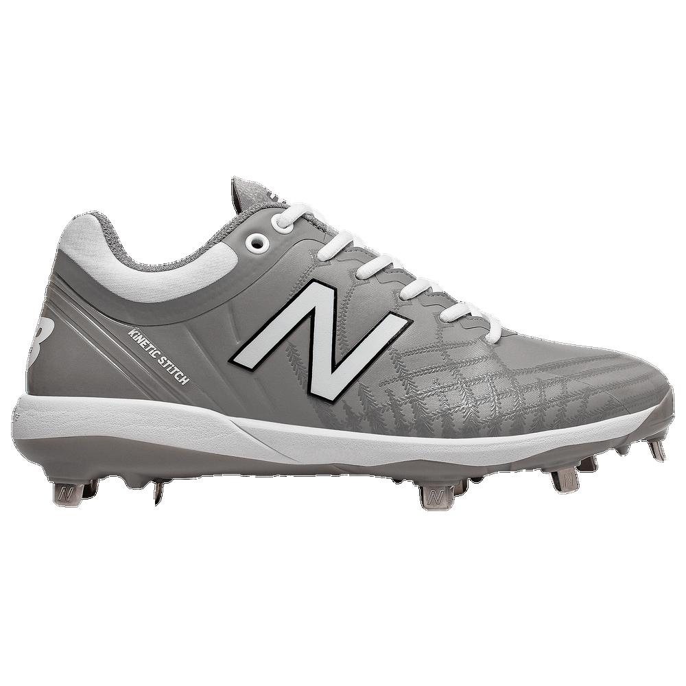 New Balance 4040v5 Metal Low - Mens / Grey/White