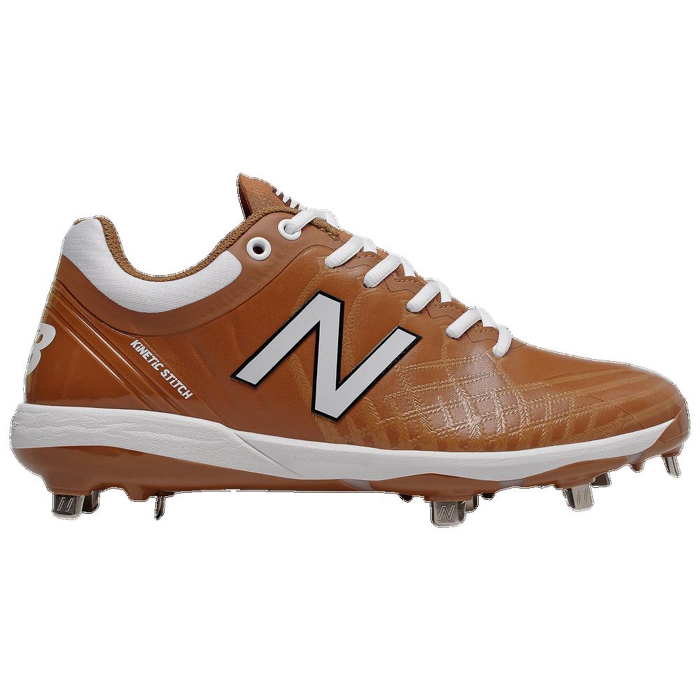 New Balance 4040v5 Metal Low - Mens / Texas Orange/White