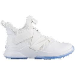 599ee5f74987 Lebron James Nike Soldier XII SFG - Mens - White White