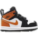 new style 4c8b0 a793f Jordan AJ 1 Mid - Boys' Toddler