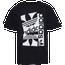 adidas Logo Distortion T-Shirt - Boys' Grade School