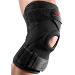 McDavid Knee Support w/ Stays & Cross Straps