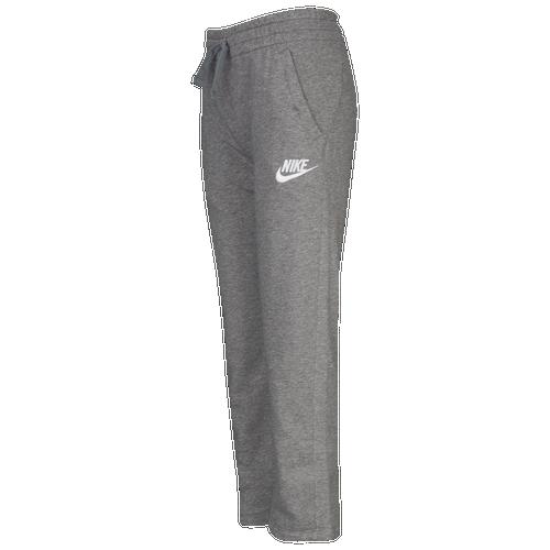 Nike CLUB OPEN HEM PANTS