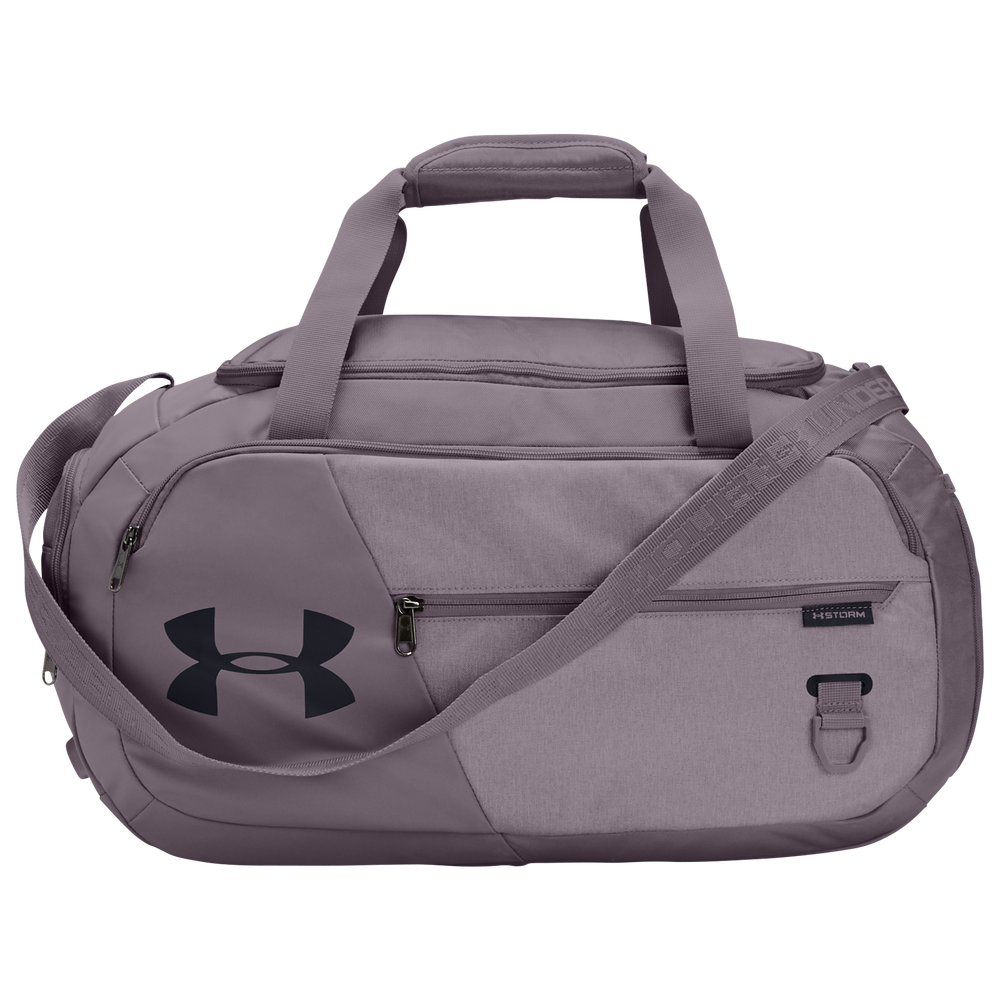 Under Armour Undeniable Small Duffel 4.0 / Slate Purple/Heather/Black