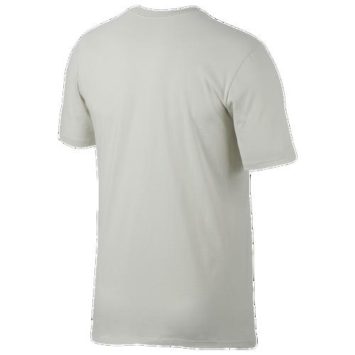 Jordan Fadeaway Coast T-Shirt - Mens - Light Bone