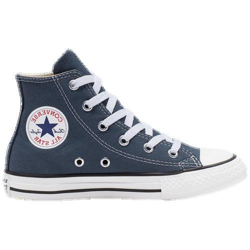 Boys Converse All Star Hi - Preschool - Navy