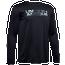 Under Armour Big Logo Print Fill L/S Shirt - Boys' Grade School