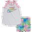 Nike Air Bubble Short Set - Girls' Toddler