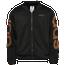 adidas Logo Tricot Jacket - Girls' Grade School