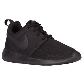 nike roshe high top black