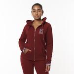 Tommy Hilfiger Full-Zip Varsity Hoodie - Women's