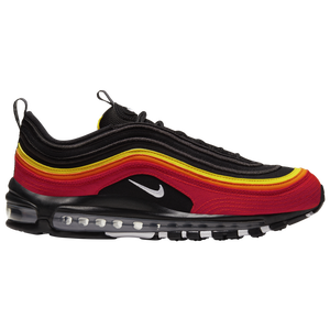red blue and yellow air max 97