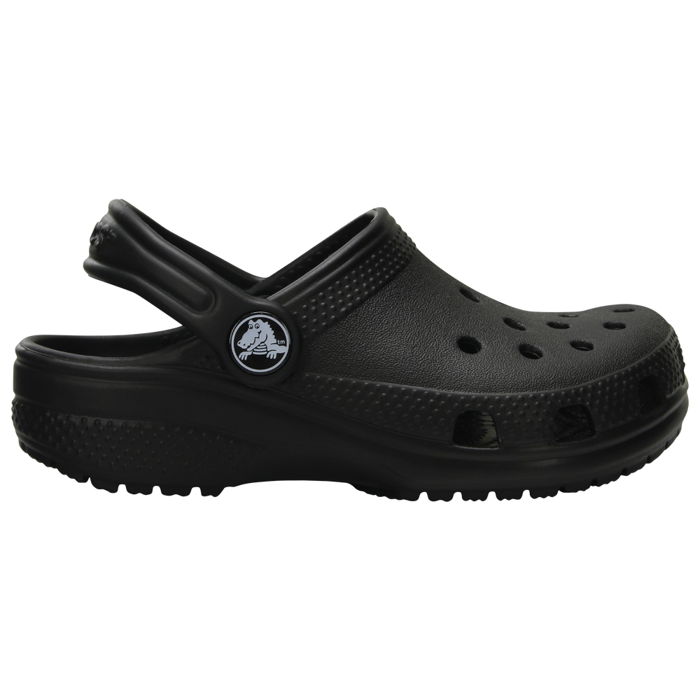 Crocs Classic Clog - Boys Grade School / Black/Black