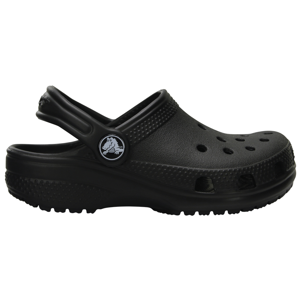 Crocs Classic Clog - Boys Toddler / Black/Black
