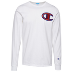 Champion Heritage Floss Stitich C L/S T-Shirt - Men's