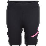 Jordan Jumpman Bike Shorts - Girls' Grade School
