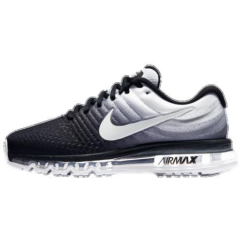 dc4862f1649d Nike Air Max 2017 - Mens - Black White - Product    49559010 ...
