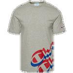 Champion Panel Script T-Shirt - Men's