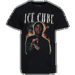Ice Cube Flames T-Shirt - Men's