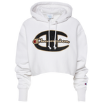 Champion Reverse Weave Cropped Studded Hoodie - Women's