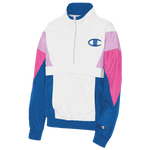 Champion Mixed Media Pullover Jacket - Women's