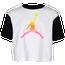 Jordan Jumpman Air Rise Boxy S/S T-Shirt - Girls' Preschool