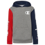 Champion Reverse Weave Colorblock Hoodie - Youth